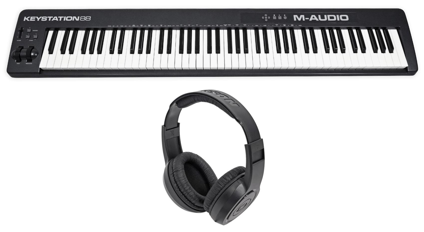 Keystation mac m-audio 88es driver