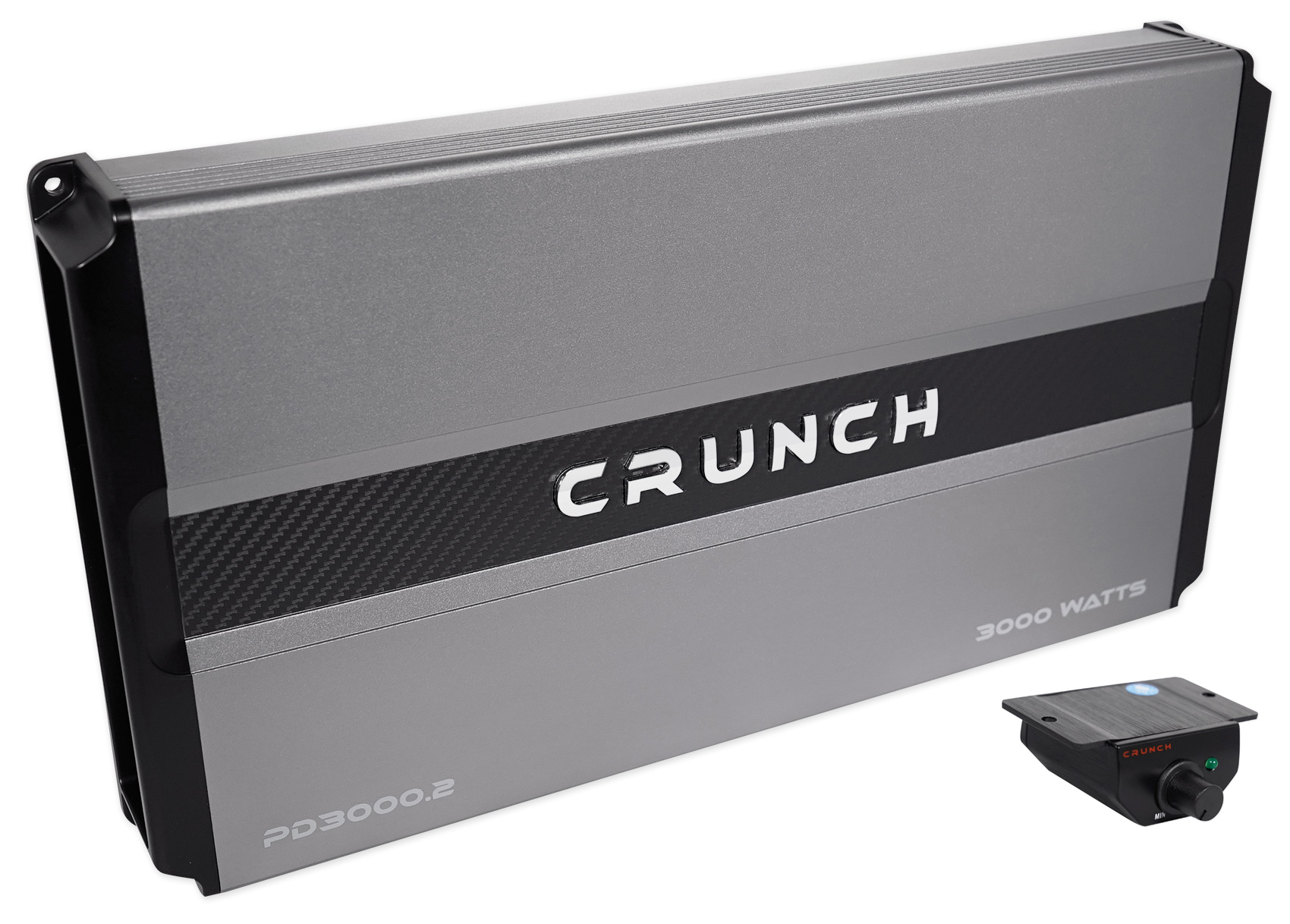 Crunch PD3000.2PROPOWER Pd 3000.2 Pro Power Power Drive Class Ab 2-channel