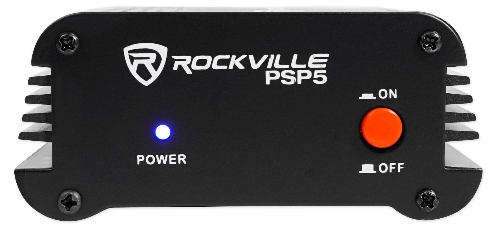 Presonus HP4 4 Channel Headphone Amplifier Monitor System