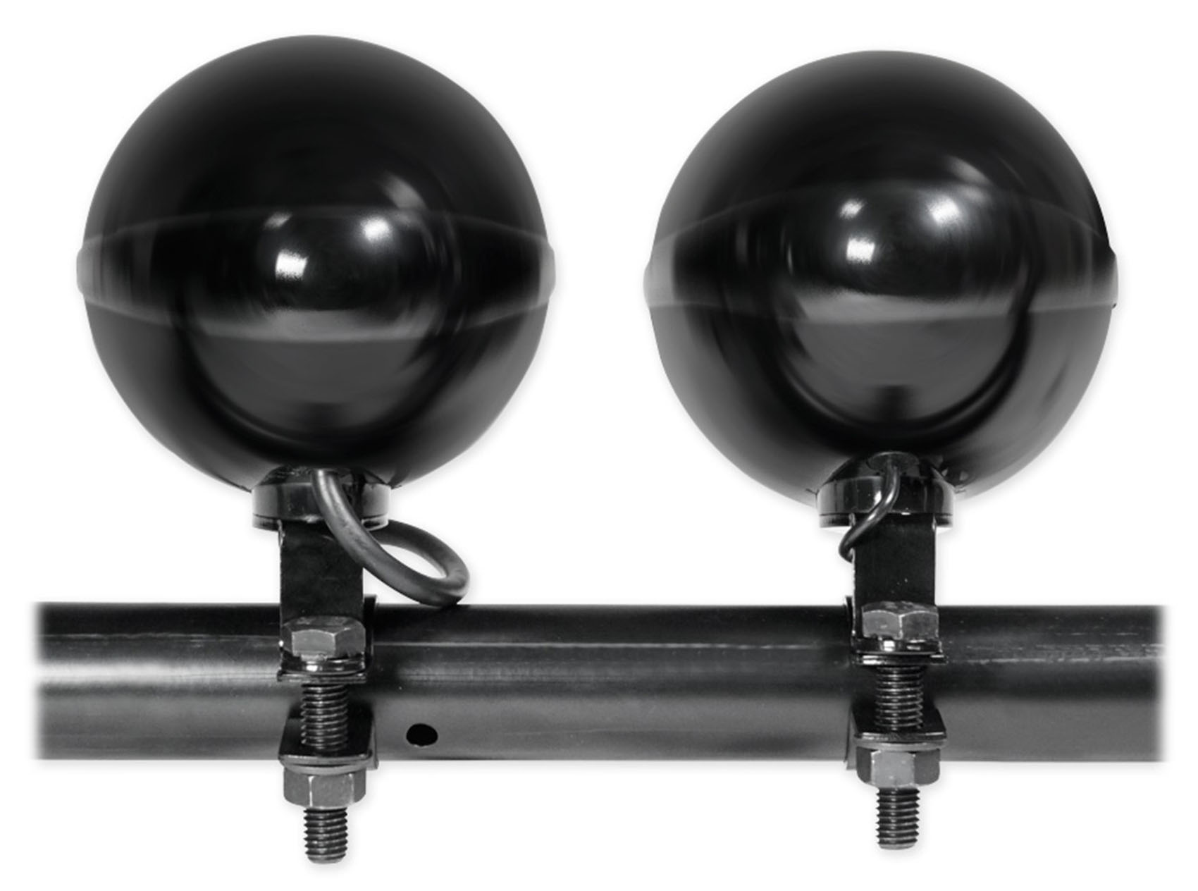 Rockville Bluetooth ATV Audio System w// 3 Handlebar Speakers For Honda TRX250X
