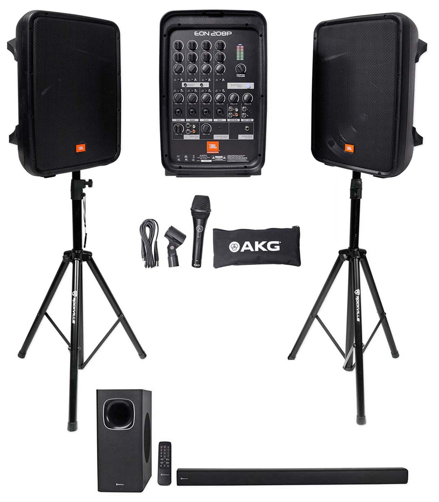 jbl karaoke speakers philippines