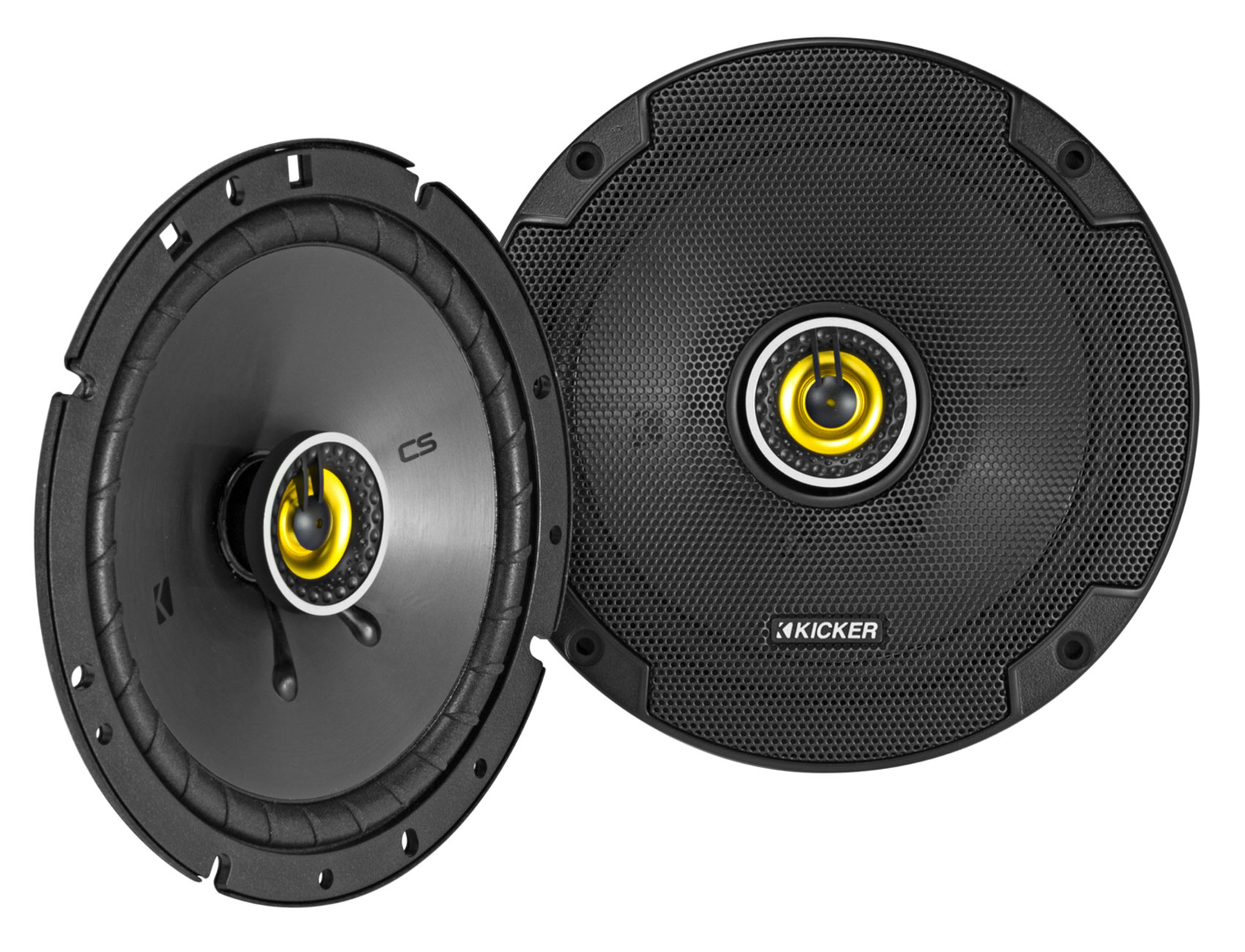 Waterproof Speakers+Kick Panel Pods for 2014-2018 Polaris RZR 1000//900S//Turbo