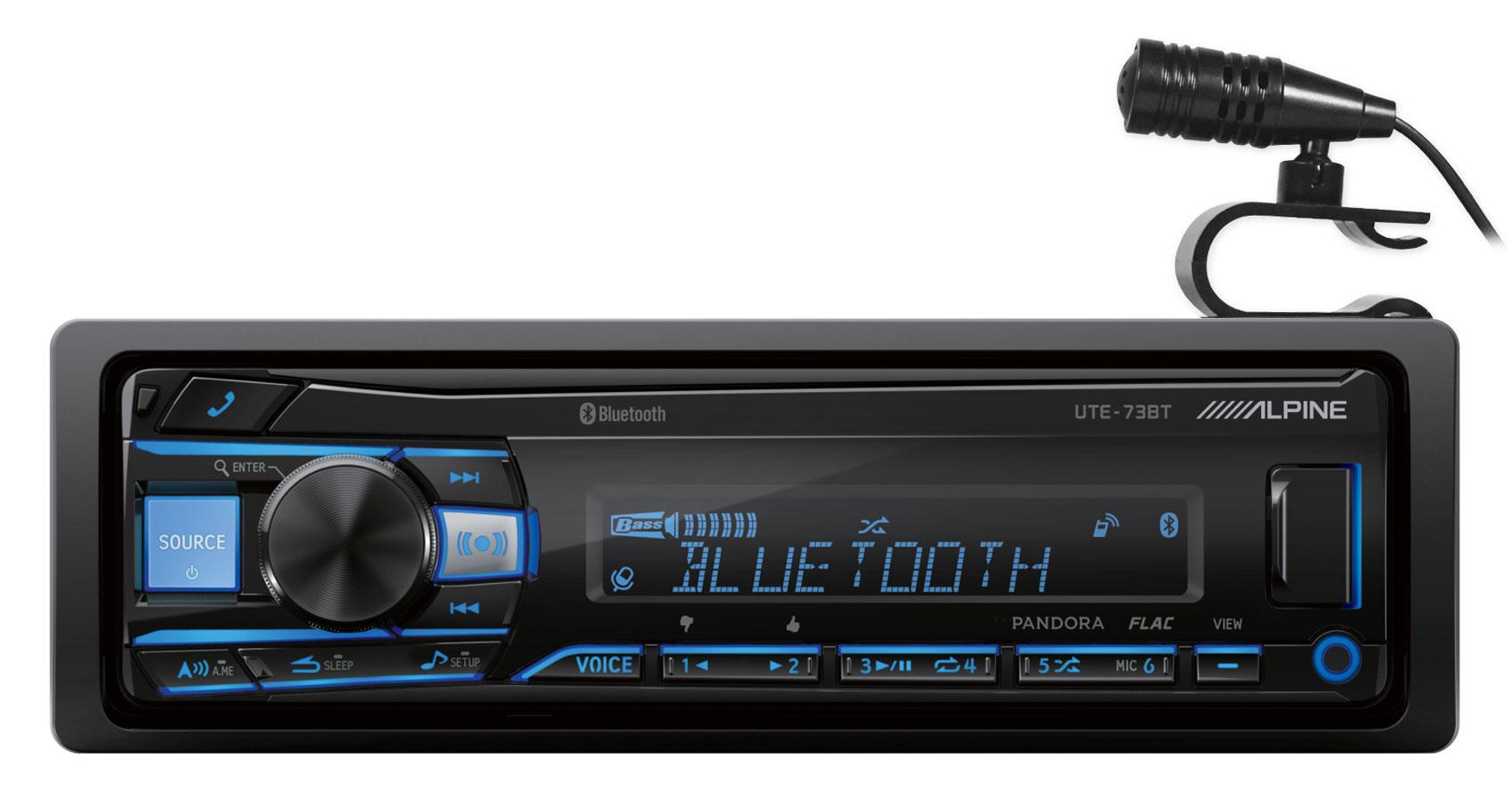 Alpine Digital Media Bluetooth Receiver For 1999